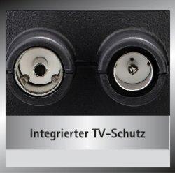 hama tv schutz steckdosenleiste elektronik. Black Bedroom Furniture Sets. Home Design Ideas