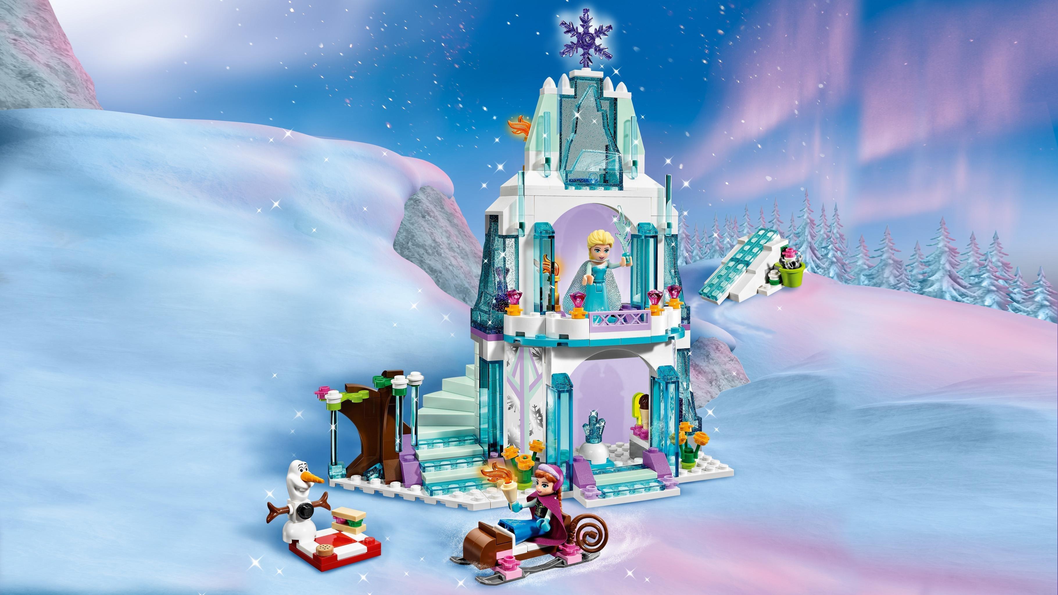LEGO Disney Princess 41062 - Elsas funkelnder Eispalast