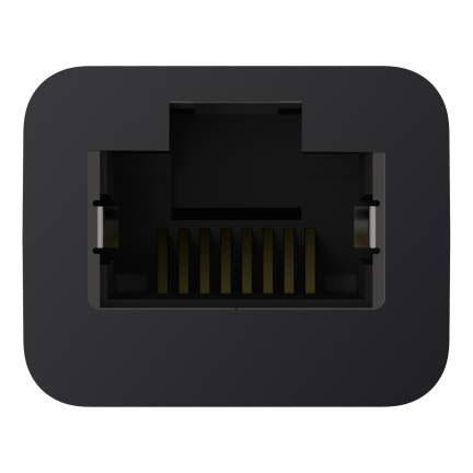 Belkin USB-C auf Gigabit Ethernet Adapter schwarz: Amazon