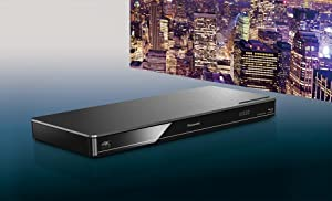 Smarter Blu-ray Player mit 4K Upscaling