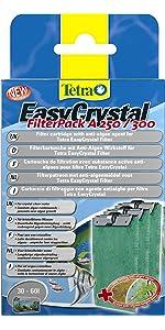 Tetra EasyCrystal Filter Pack A250/300 mit AlgoStop Depot 60ml