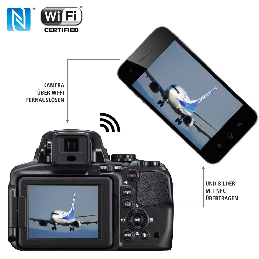 Nikon Kameras Übersicht