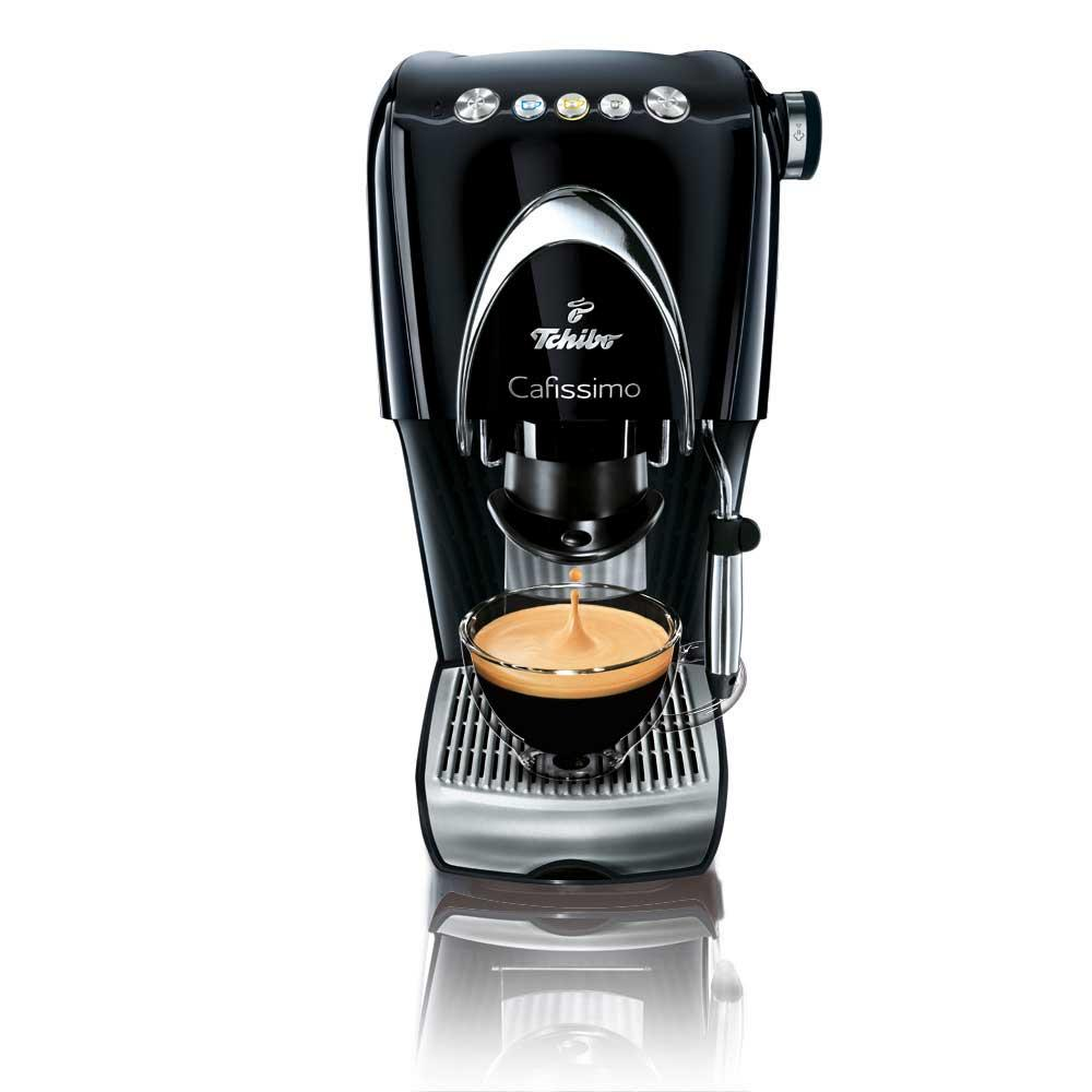 tchibo cafissimo classic kapselmaschine f r kaffee espresso und caff crema piano black. Black Bedroom Furniture Sets. Home Design Ideas