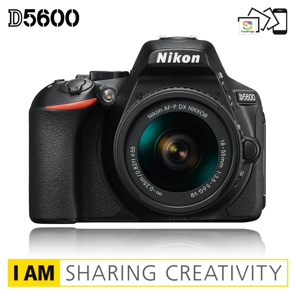 Nikon D5600 SLR