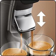 senseo hd7829 30 viva caf kaffeepadmaschine kaffeemaschine rosa neu ebay. Black Bedroom Furniture Sets. Home Design Ideas
