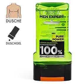 L'Oréal Paris Men Expert Duschgel Pure Power