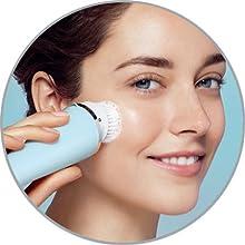 Große Poren verkleinern