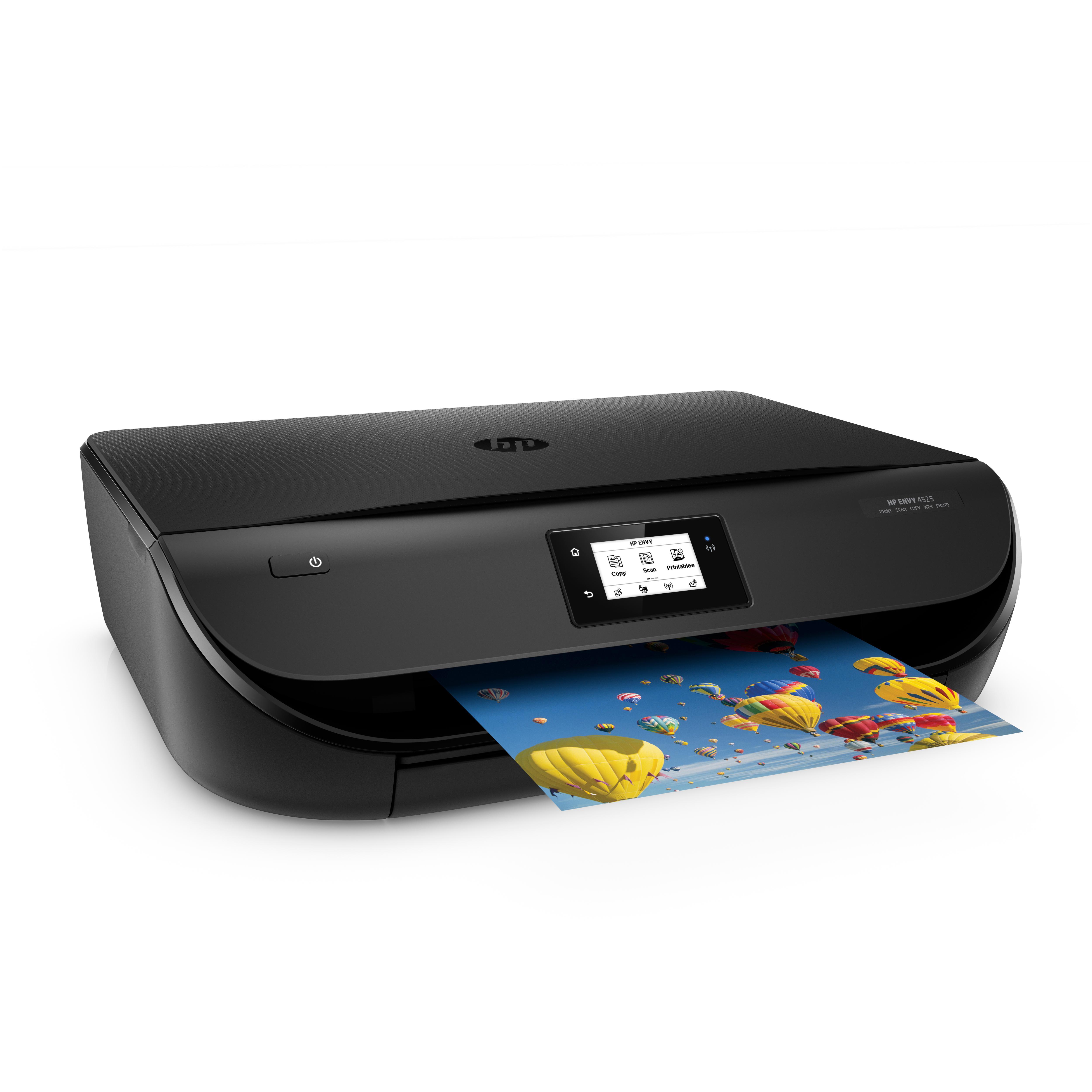 hp envy 4525 multifunktionsdrucker mit 3 probemonaten computer zubeh r. Black Bedroom Furniture Sets. Home Design Ideas