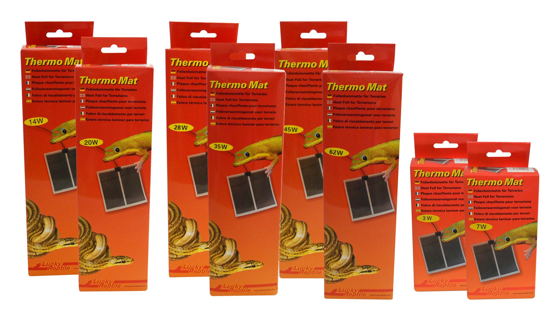 Heizmatte,Wärmematte,Thermomatte,Heizkabel,Bodenheizung,Terrarium D