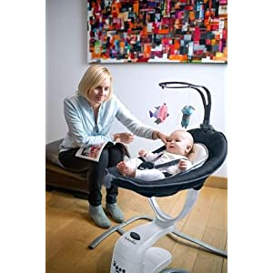 Babywippe elektrisch Babymoov Swoon Motion