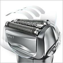 Braun Series 7 740s elektrischer Rasierer