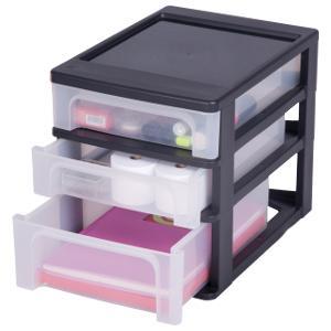 iris 144001 a 4 tischschubladen schubladenbox mit 3 schubladen schubladencontainer mit 3. Black Bedroom Furniture Sets. Home Design Ideas