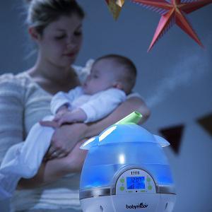 Babymoov A047003 Digitaler Luftbefeuchter: Amazon.de: Baby