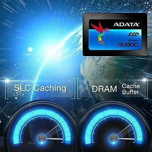 SU800;adata;a-data;SSD;schnell;ultraschnell;gut;3D;3D nand;besser als HDD