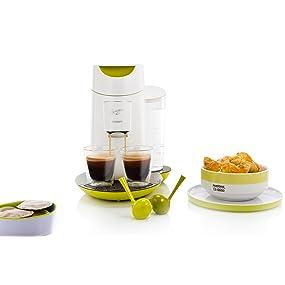 Philips senseo hd7870 10 twist for Senseo kaffeepads angebot