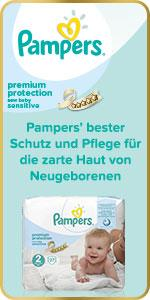 Pampers Premium Protection New Baby Sensitive