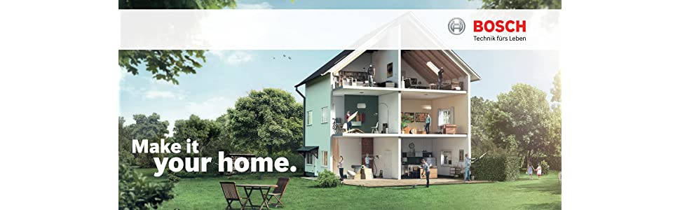 Bosch PSB 500 RE Make it your Home
