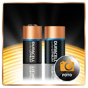 DURACELL CR-2 Lithium-Hochleistungsbatterie