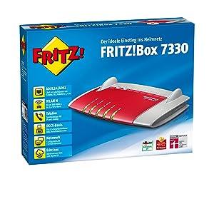 FRITZ!Box 7330 Verpackung
