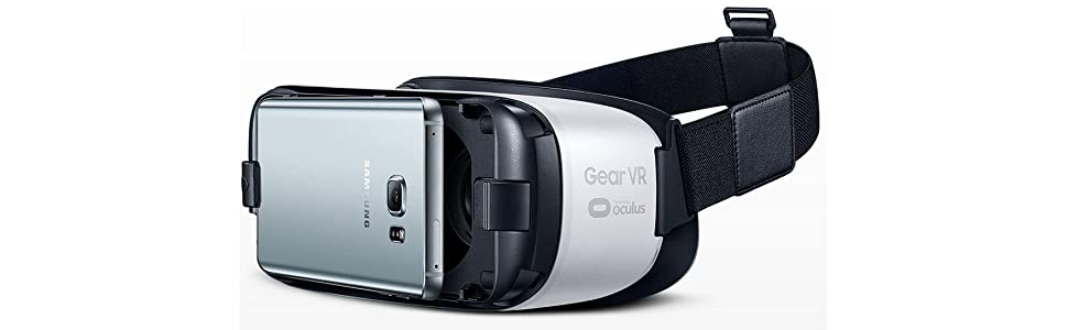 samsung gear vr virtual reality brille wei. Black Bedroom Furniture Sets. Home Design Ideas