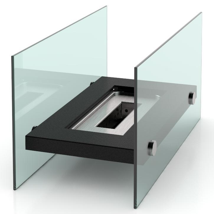 Firefriend design tisch kamin bestseller shop f r m bel for Design tisch kamin