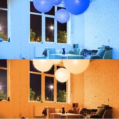 osram lightify starter kit gateway led gl hlampe dimmbar rgb remote schnitts ebay. Black Bedroom Furniture Sets. Home Design Ideas