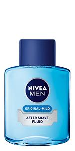 NIVEA MEN ORIGINAL-MILD AFTER SHAVE FLUID