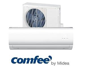 comfee msr23 18hrdn1 qe inverter split klimager t mit quick connector 16500 btu inklusive. Black Bedroom Furniture Sets. Home Design Ideas