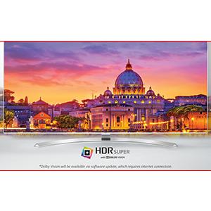 HDR SUPER mit Dolby Vision