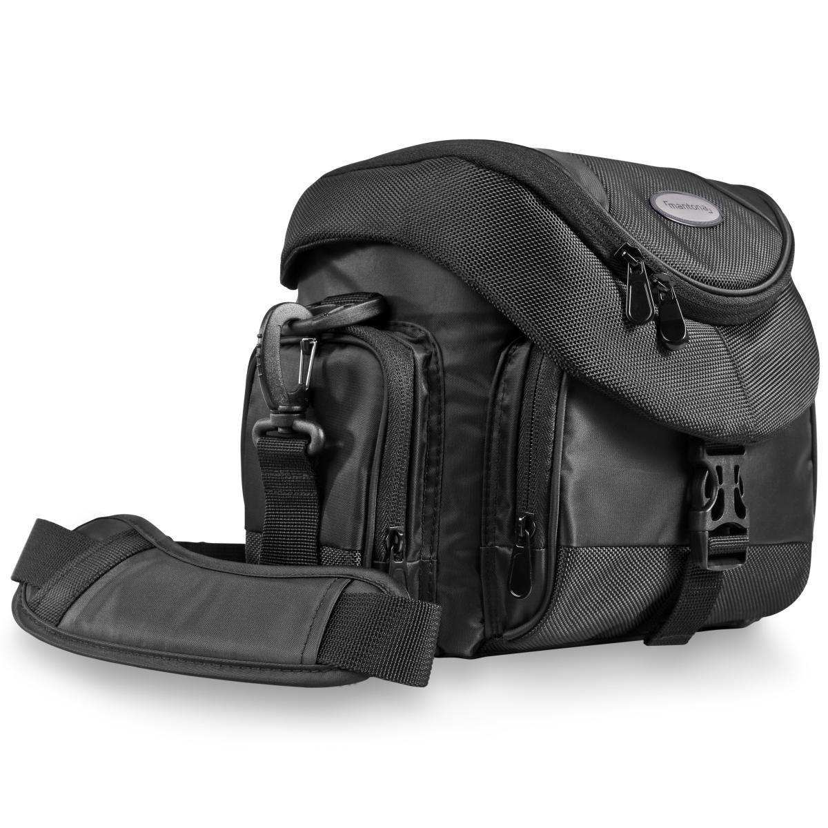 Mantona Premium DSLR-Kameratasche schwarz: Amazon.de: Kamera