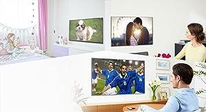 Mobiles Fernsehen für zu Hause (Client)