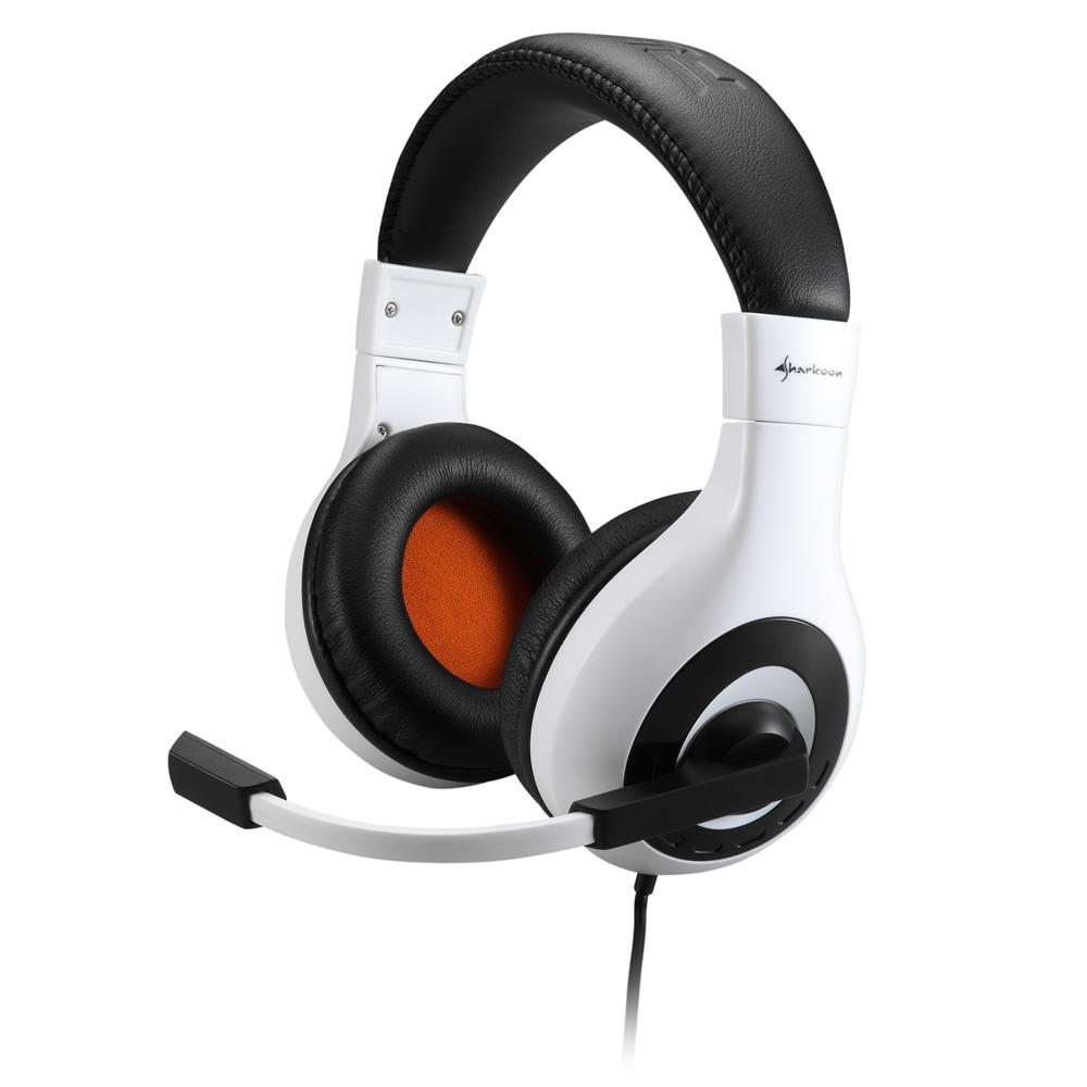 Sharkoon Rush Core Gaming Headset weiß: Amazon.de