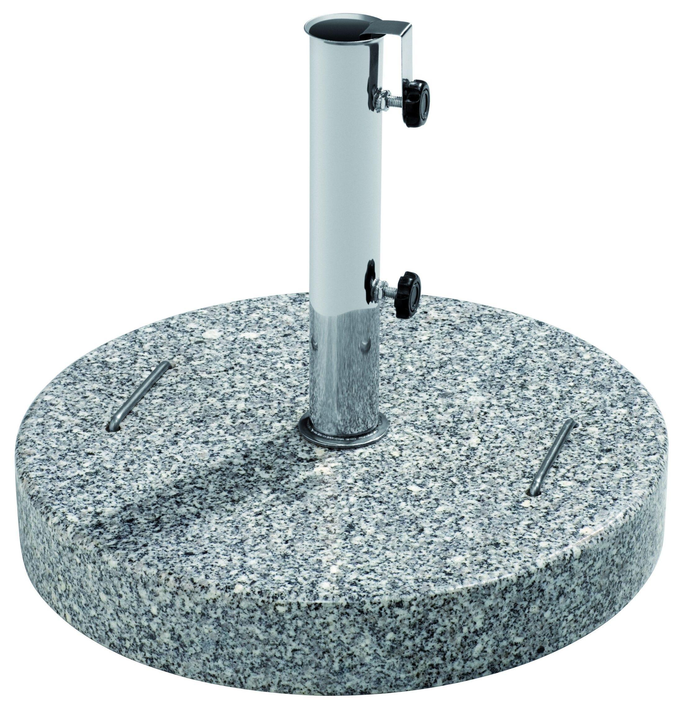 schneider granit balkonschirmst nder ca 30 kg. Black Bedroom Furniture Sets. Home Design Ideas