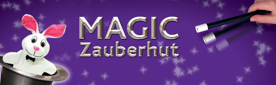 680282 günstig kaufen Trick- & Zauberartikel Kosmos Magic Zauberhut