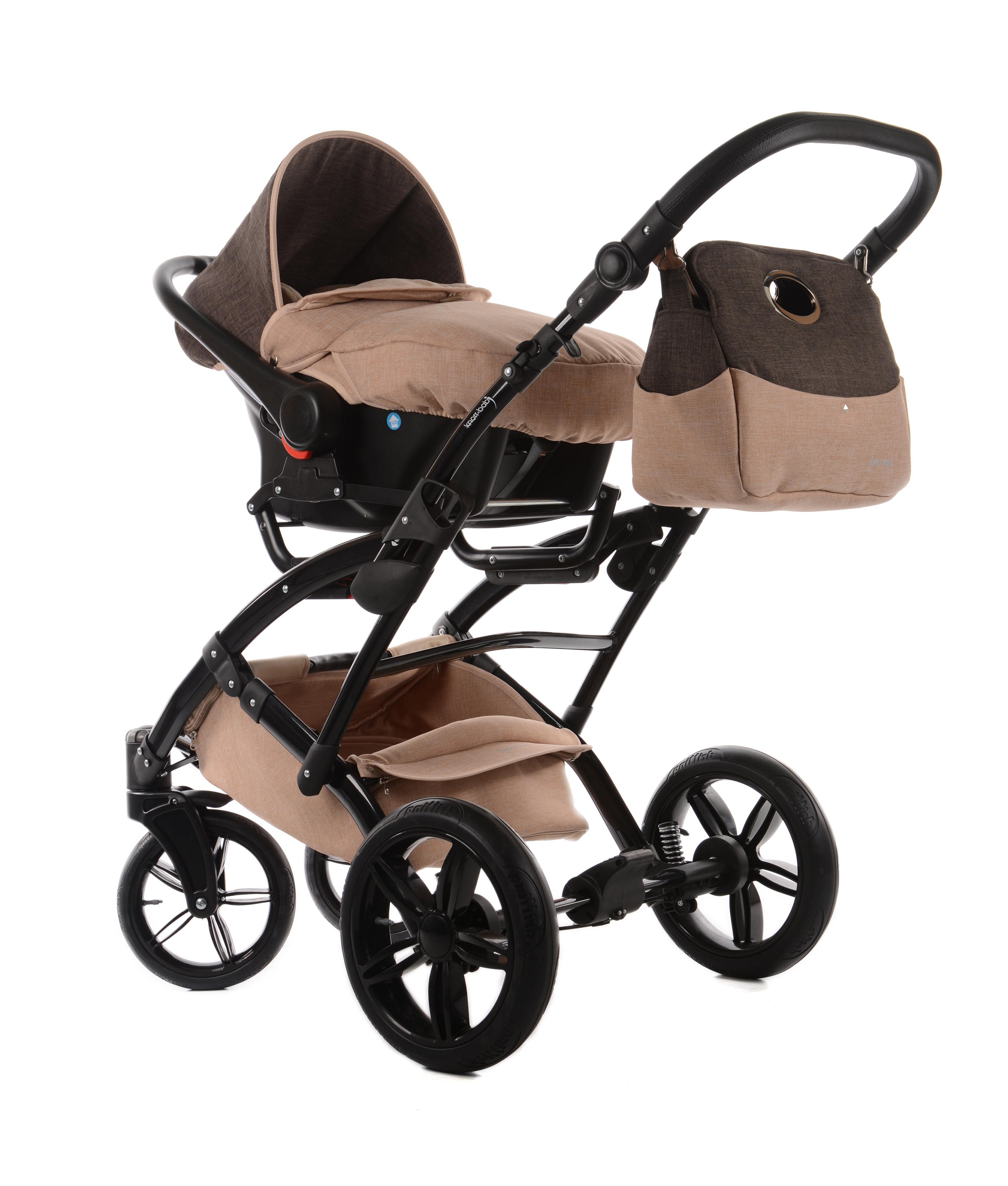 knorr baby 3312 2 voletto set 3 in 1 braun baby. Black Bedroom Furniture Sets. Home Design Ideas