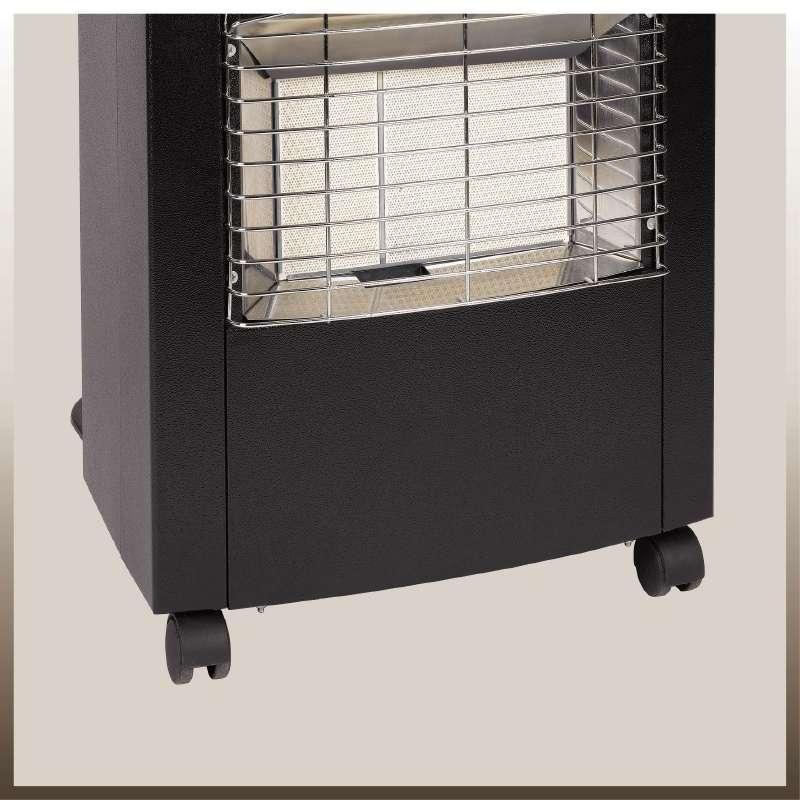 einhell kgh 4200 keramik gasheizer 4200 watt inkl. Black Bedroom Furniture Sets. Home Design Ideas
