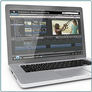 Abbildung: Video-Training zu Final Cut Pro X