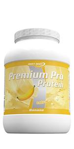 Premium Pro Protein Banane