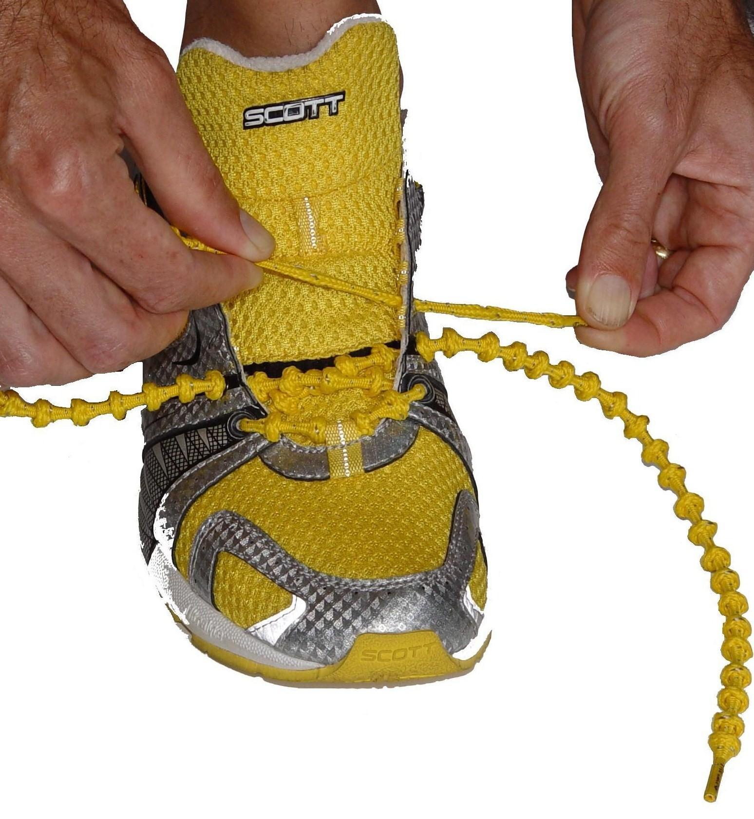 Xtenex Hikking Bergschnürsenkel Schnürsenkel für Wanderstiefel 90cm-130cm