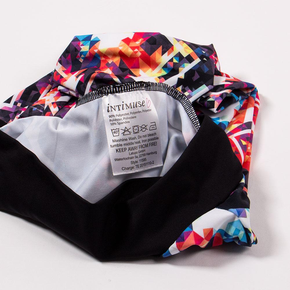 0bb69098772e0 Intimuse Damen Sport Shorts