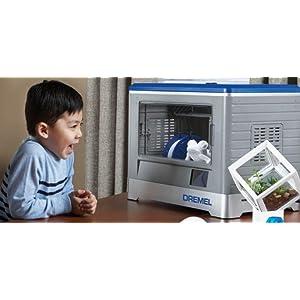 Dremel 3D Drucker Anwendung