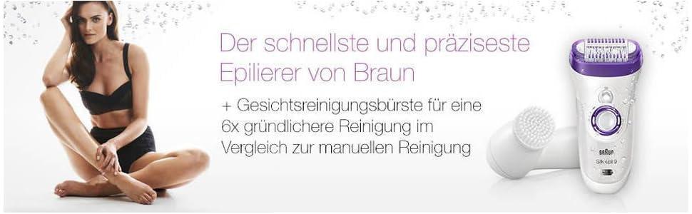 Braun Silk-épil 9 9-579 Bonus edition - Wet&Dry