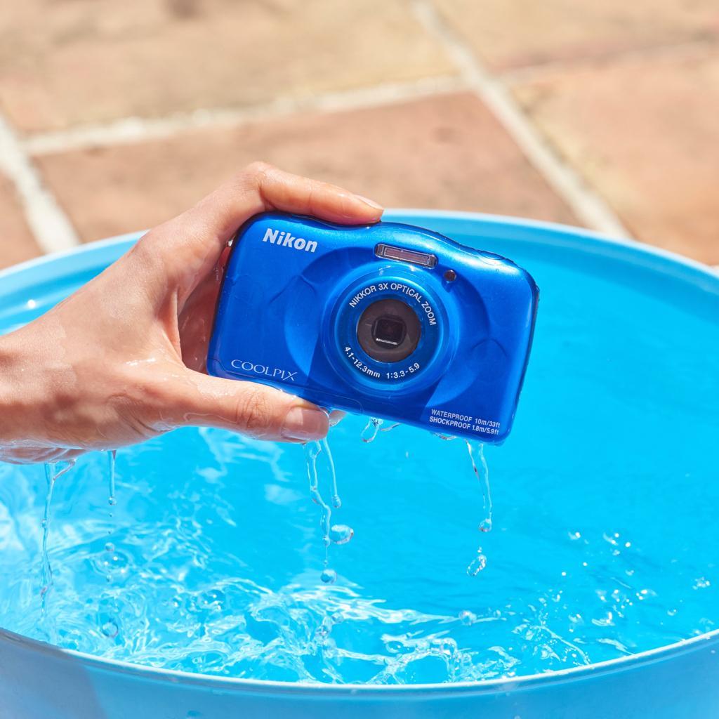 Nikon Coolpix W100 Kompaktkameras kaufen
