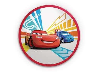 rot Philips Disney Cars LED Tischleuchte 717643216
