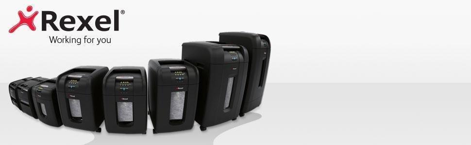 rexel auto 100m aktenvernichter mikroschnitt 100 blatt. Black Bedroom Furniture Sets. Home Design Ideas