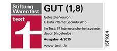 G DATA Sieger bei Stiftung Warentest