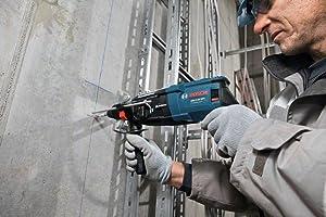 Die Vibrationsdämpfung des GBH 2-28 DFV Professional ermöglicht ermüdungsfreies Arbeiten.