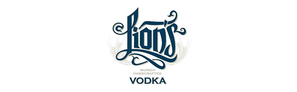 LION's Vodka_Munich Handcrafted Vodka