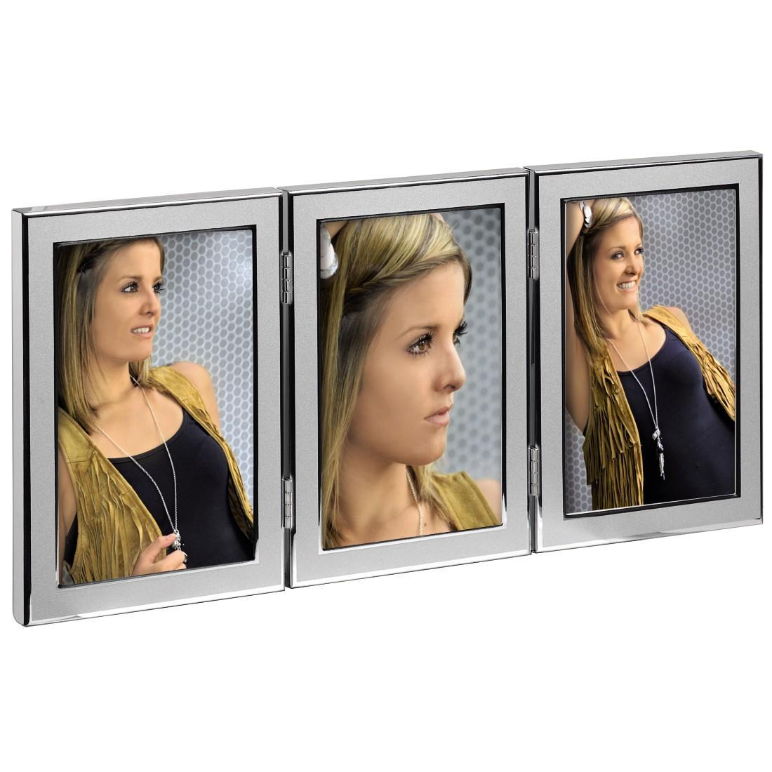 Amazon.de: Hama Portrait Bilderrahmen Philadelphia (Fotogröße 3 x 10 ...