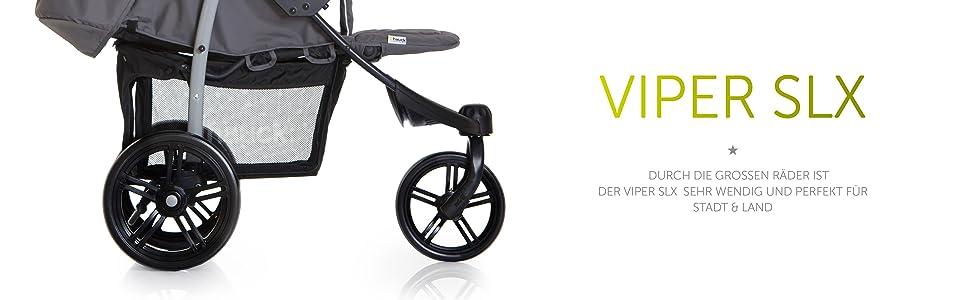 hauck viper slx buggy dreiradwagen mit liegefunktion klein zusammenklappbar f r kinder ab. Black Bedroom Furniture Sets. Home Design Ideas